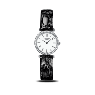 Longines Damenuhr La Grande Classique Quarz 24mm L4.241.0.11.2