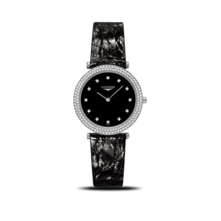 Longines Damenuhr La Grande Classique Quarz 31mm L4.515.0.58.2