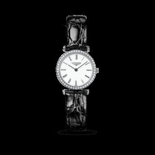 Longines Damenuhr La Grande Classique de Longines Quarz 24mm L4.241.0.11.2