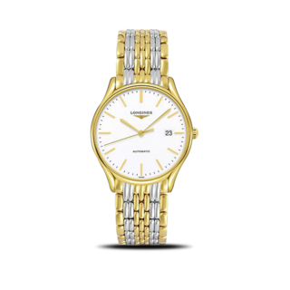Longines Herrenuhr Lyre Automatik 38,5mm L4.960.2.12.7