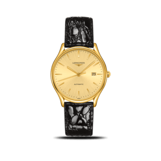 Longines Herrenuhr Lyre Automatik 38,5mm L4.960.2.32.2