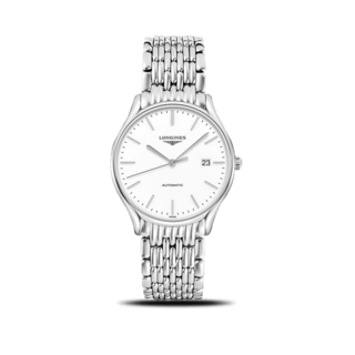 Longines Herrenuhr Lyre Automatik 38,5mm L4.960.4.12.6