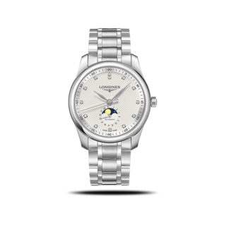 Longines Herrenuhr Automatik 40mm L2.909.4.77.6