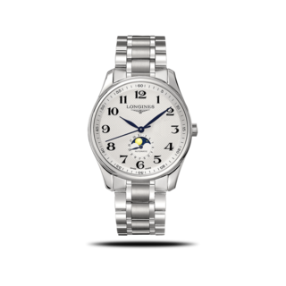 Longines Herrenuhr Automatik 42mm L2.919.4.78.6