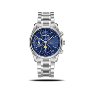 Longines Herrenuhr Automatik Chronograph 40mm L2.673.4.92.6