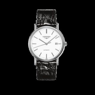 Longines Armbanduhr Présence Automatik 38,5mm L4.921.4.12.2