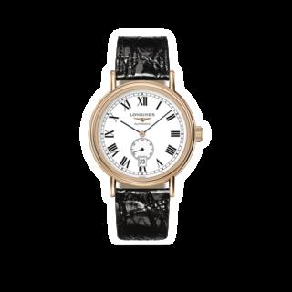 Longines Armbanduhr Présence Automatik 40mm L4.905.1.11.2