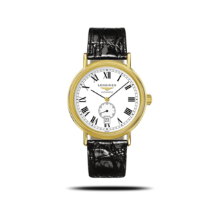 Longines Armbanduhr Présence Automatik 40mm L4.905.2.11.2