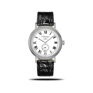 Longines Armbanduhr Présence Automatik 40mm L4.905.4.11.2
