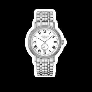 Longines Armbanduhr Présence Automatik 40mm L4.905.4.11.6