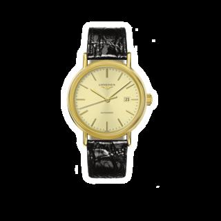 Longines Armbanduhr Présence Automatik 40mm L4.922.2.32.2
