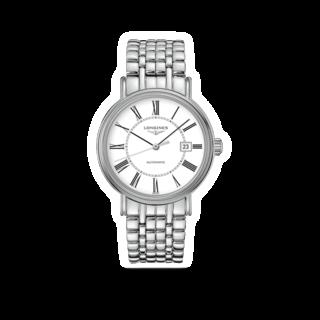 Longines Armbanduhr Présence Automatik 40mm L4.922.4.11.6