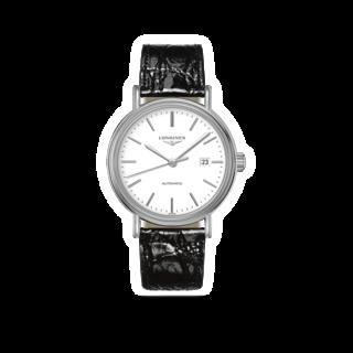 Longines Armbanduhr Présence Automatik 40mm L4.922.4.12.2