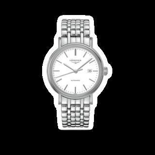 Longines Armbanduhr Présence Automatik 40mm L4.922.4.12.6