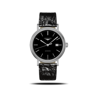 Longines Armbanduhr Présence Automatik 40mm L4.922.4.52.2