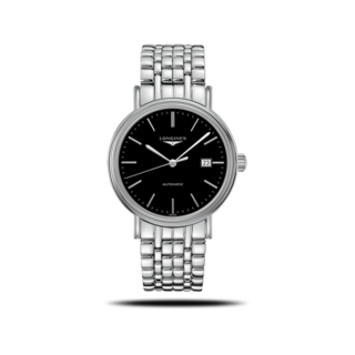 Longines Armbanduhr Présence Automatik 40mm L4.922.4.52.6