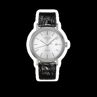 Longines Armbanduhr Présence Automatik 40mm L4.922.4.72.2