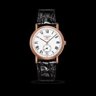 Longines Armbanduhr Présence Automatik kleine Sekunde 38,5mm L4.805.1.11.2