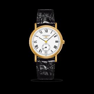 Longines Armbanduhr Présence Automatik kleine Sekunde 38,5mm L4.805.2.11.2