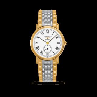 Longines Armbanduhr Présence Automatik kleine Sekunde 38,5mm L4.805.2.11.7