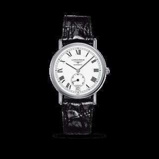 Longines Armbanduhr Présence Automatik kleine Sekunde 38,5mm L4.805.4.11.2