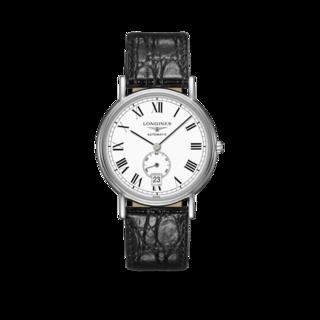 Longines Armbanduhr Présence Automatik kleine Sekunde 38,5mm L4.904.4.11.2