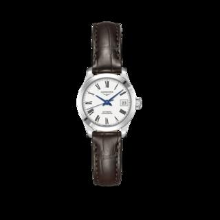 Longines Damenuhr Record Automatik Chronometer 26mm L2.320.4.11.2