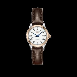 Longines Damenuhr Record Automatik Chronometer 30mm L2.321.5.11.2