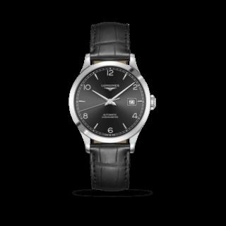 Longines Armbanduhr Record Automatik Chronometer 38,5mm L2.820.4.56.2