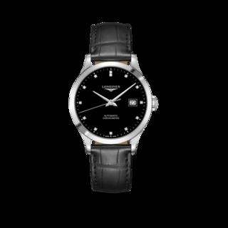 Longines Armbanduhr Record Automatik Chronometer 38,5mm L2.820.4.57.2