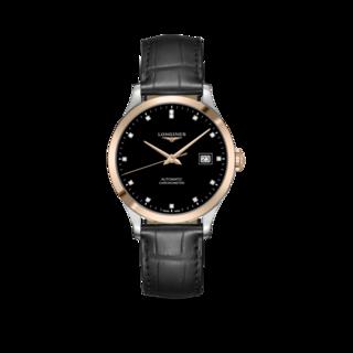 Longines Armbanduhr Record Automatik Chronometer 38,5mm L2.820.5.57.2