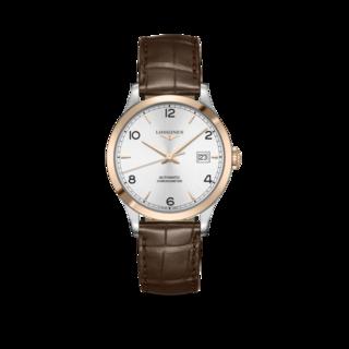 Longines Armbanduhr Record Automatik Chronometer 38,5mm L2.820.5.76.2