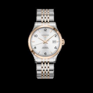 Longines Armbanduhr Record Automatik Chronometer 38,5mm L2.820.5.76.7