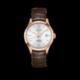 Longines Armbanduhr Record Automatik Chronometer 38,5mm L2.820.8.72.2