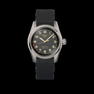 Longines Herrenuhr Spirit Automatik Chronometer 40mm L3.810.1.53.2