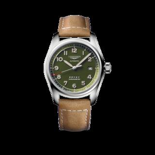 Longines Armbanduhr Spirit Automatik Chronometer 40mm L3.810.4.03.2
