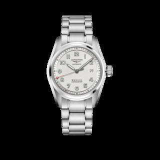 Longines Herrenuhr Spirit Automatik Chronometer 40mm L3.810.4.73.6