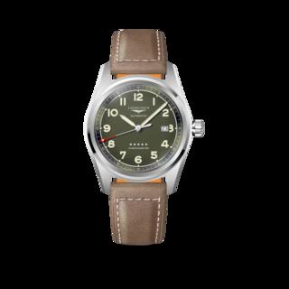 Longines Herrenuhr Spirit Automatik Chronometer 42mm L3.811.4.03.2
