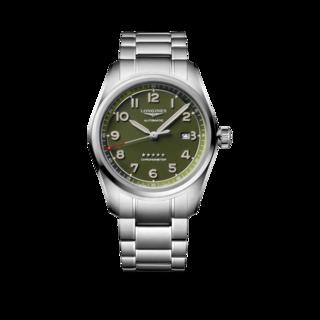 Longines Herrenuhr Spirit Automatik Chronometer 42mm L3.811.4.03.6