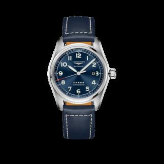 Longines Herrenuhr Spirit Automatik Chronometer 42mm L3.811.4.93.0