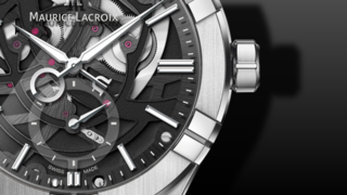 Maurice Lacroix Aikon Automatic Mercury