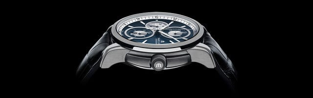 Maurice Lacroix Chronograph Pontos