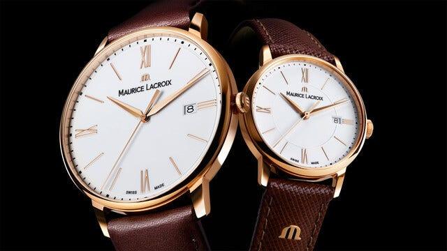 Maurice Lacroix Eliros Duo