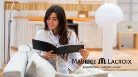 Maurice Lacroix Katalog bestellen