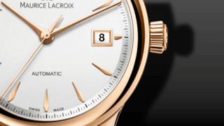 Maurice Lacroix Les Classiques Date Gold