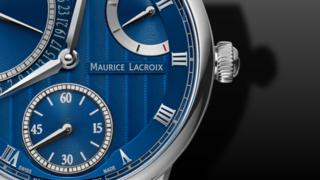 Maurice Lacroix Masterpiece Calendar Retrograde