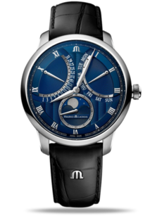 Maurice Lacroix Masterpiece Mondphase Retrograde 43mm