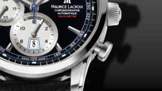 Maurice Lacroix Pontos Chronograph Retro