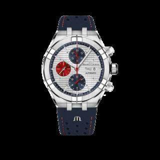Maurice Lacroix Herrenuhr Aikon Automatic Chrono Special Edition Mahindra Racing AI6038-SS001-133-4