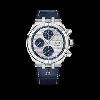 Maurice Lacroix Herrenuhr Aikon Automatic Chronograph AI6038-SS001-131-1